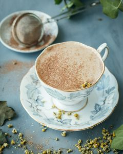 How To Make Chamomile Hot Chocolate