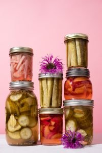 Quick Refrigerator Bread and Butter Pickles