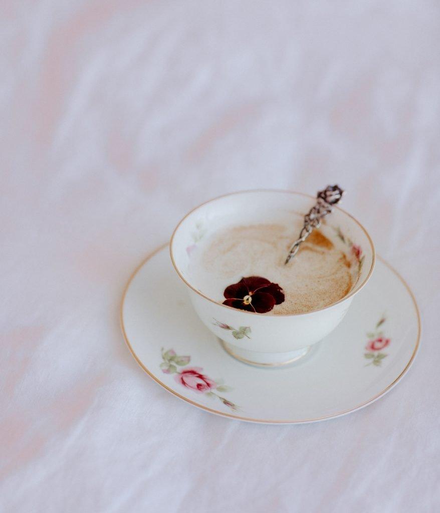 nettle latte